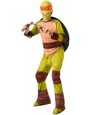 Fato de Mikey das Tartarugas Ninja classic para menino