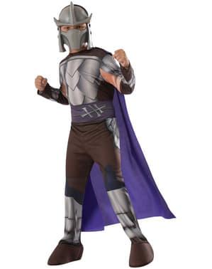 Fato de Shredder Tartarugas Ninja para menino