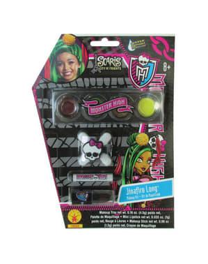Jinafire Monster High make up