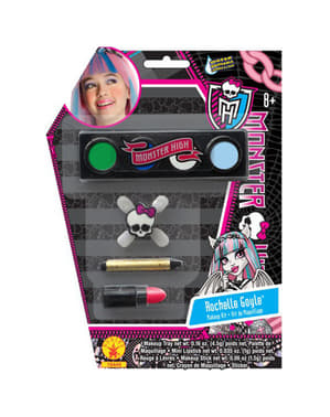 Rochelle Goyle Monster High make up