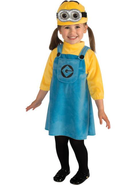 Minion Despicable Me costume for a child