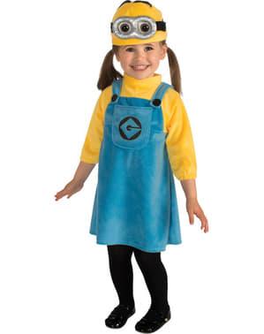 Disfraz de Minion Gru mi villano favorito para bebé