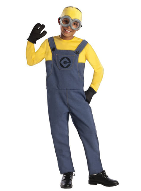 Kostým Minion Dave Despicable Me pre chlapca