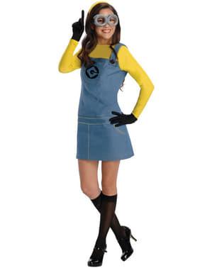 Costume da Minion Dave Gru Cattivissimo Me da donna