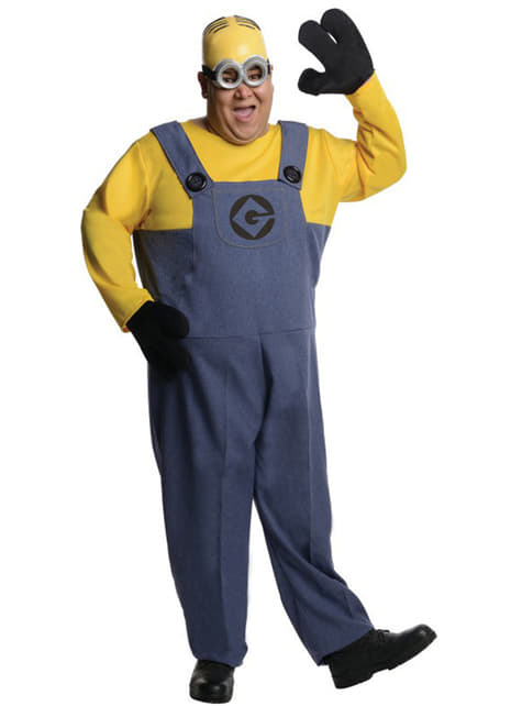 Minion Dave Despicable Me costume large size