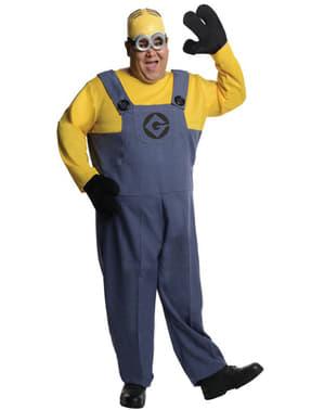 Costume da Minion Dave Gru Cattivissimo Me taglie forti