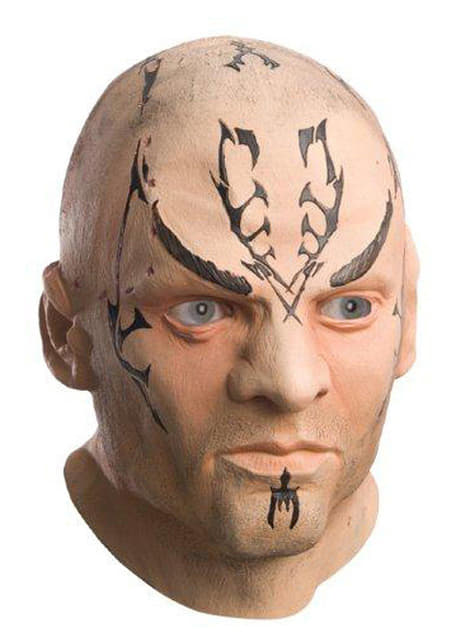 Máscara de látex Nero Star Trek