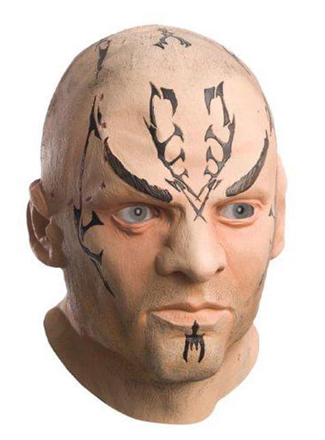 Nero latex maske Star Trek