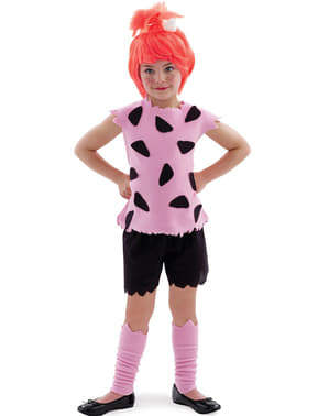 Pebbles Kostyme for Jente