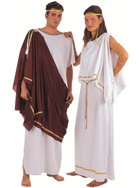 Disfraz de griego - hombre