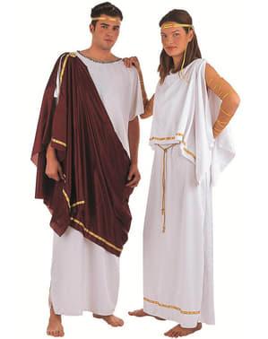 Disfraz de griego