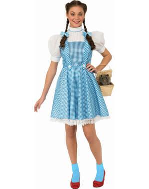 Bir kadın için Dorothy kostüm