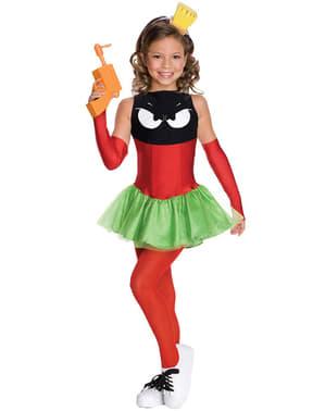 Dívčí kostým Marťan Marvin