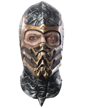 Máscara Scorpion Mortal Kombat deluxe