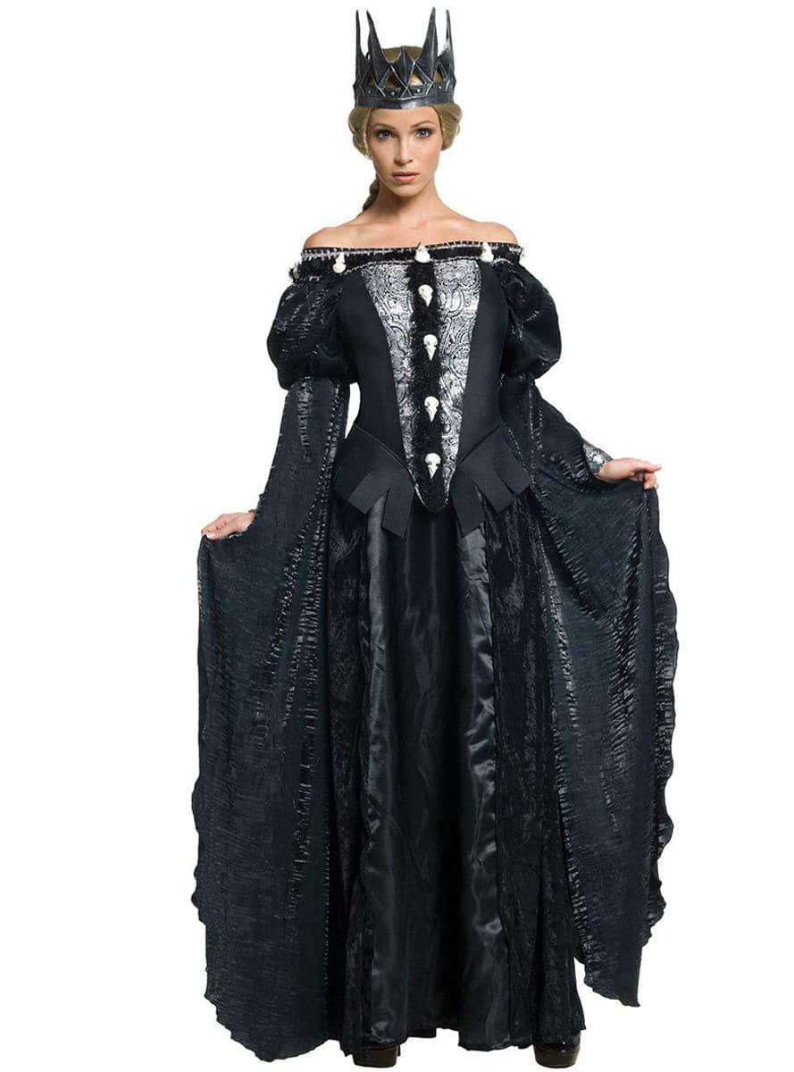 fcb76781e2 Kostium damski Królowa Ravenna Królewna Śnieżka i Łowca. Najbardziej ...