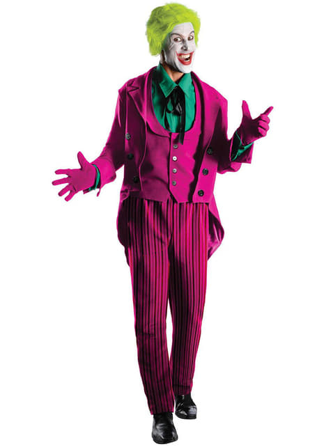 Kostium Joker Classic 1966 Grand Heritage