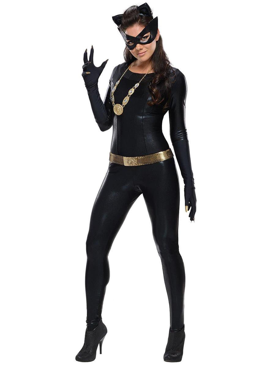 catwoman kostum classic 1966 grand heritage
