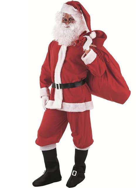 Костюм на Дядо Коледа за възрастни
