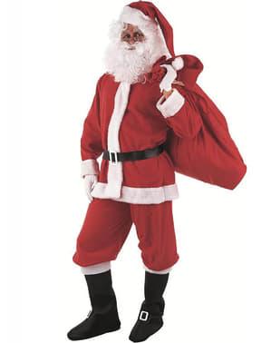 Strój Świętego Mikołaja