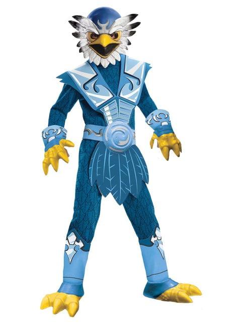 Jet-Vac deluxe kostume Skylanders Giants til små børn