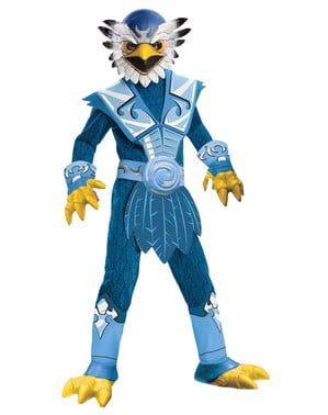 Costume da Jet Vac deluxe da bambino Skylanders Giants