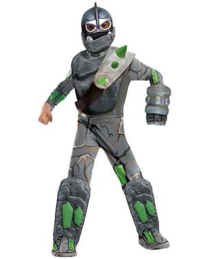 Disfraz de Crusher deluxe infantil Skylanders Giants