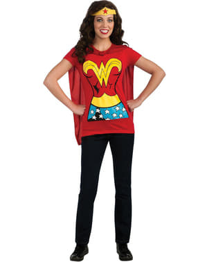 Wonder Woman costume kit for a woman