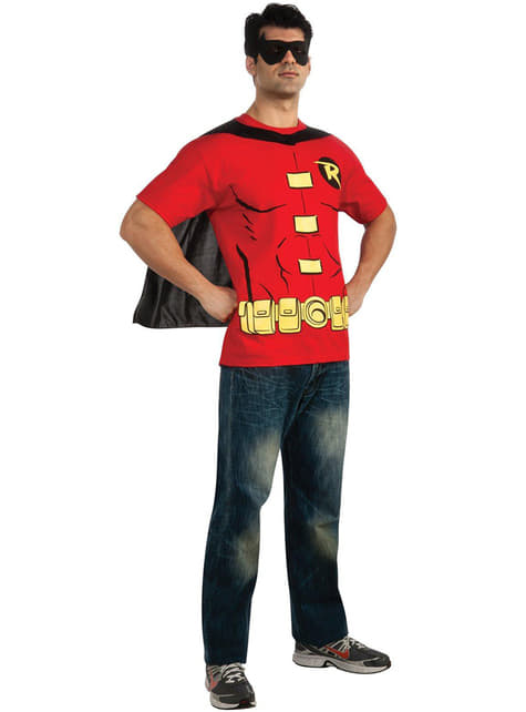 Robin costume kit for a man