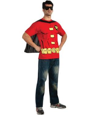 Set van Robin kostuum voor mannen