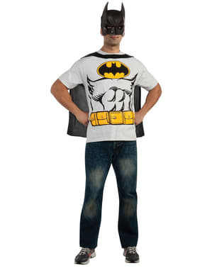 Kit costume Batman da uomo