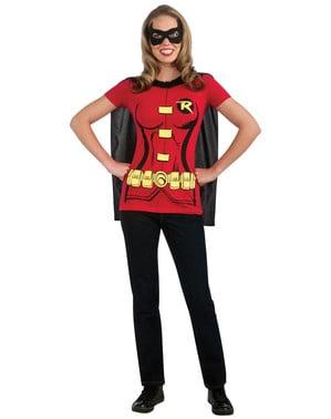 Kit fato Robin para mulher