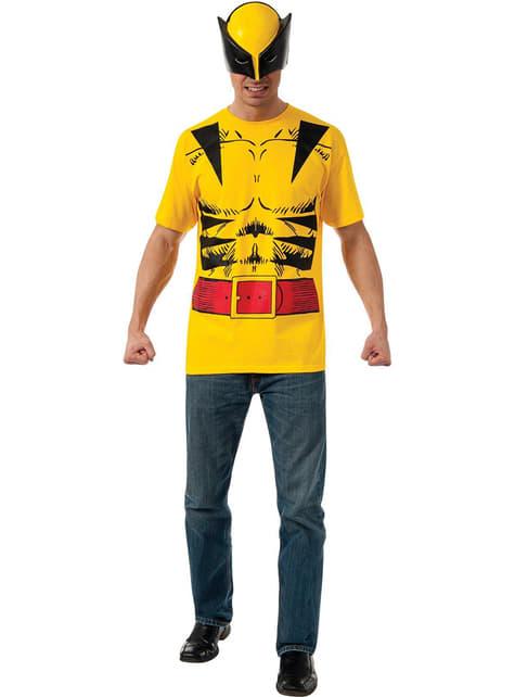 Kit disfraz Lobezno para hombre