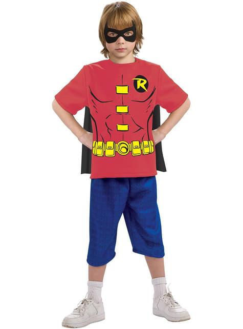Kit Déguisement Robin pour enfant