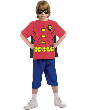 Robin costume kit for a boy