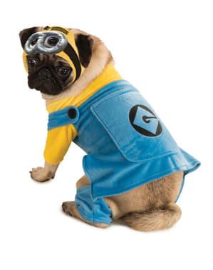 Minion Kostuum voor honden