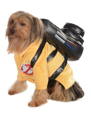 Costume da Acchiappafantasmi per cani