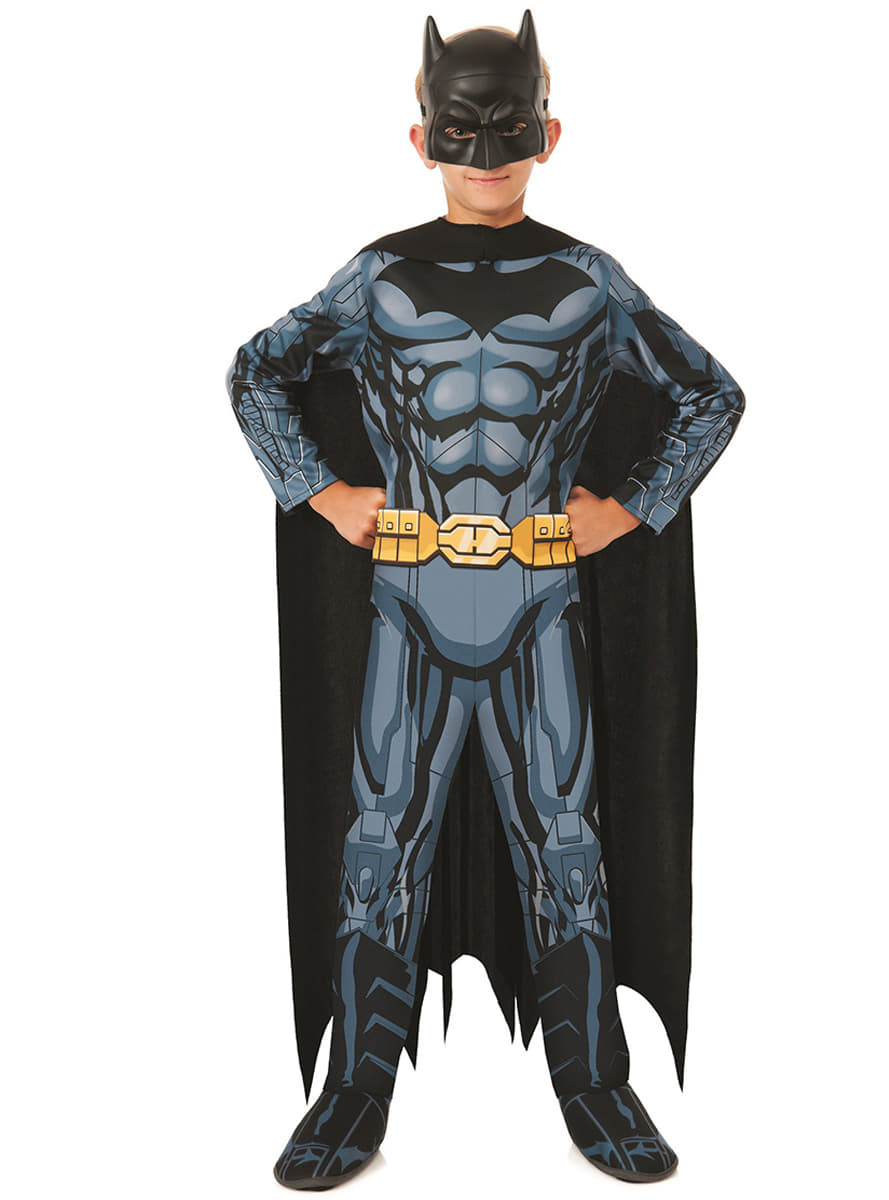 batman kost m f r kinder dc comics funidelia. Black Bedroom Furniture Sets. Home Design Ideas