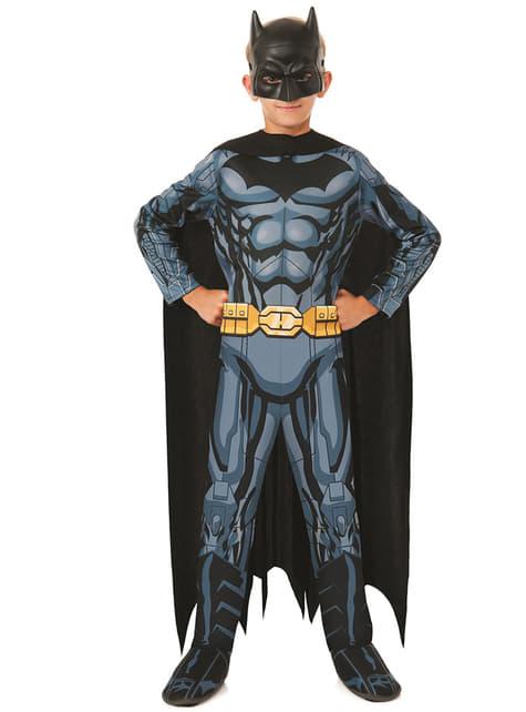 Disfraz de Batman DC Comics para niño