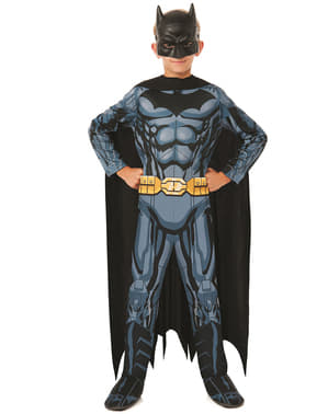 Batman DC Comics Kostyme for gutt
