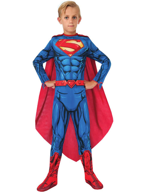 Superman DC Comics costume for a boy