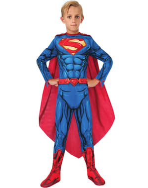 Superman DC Comics costume for a boy