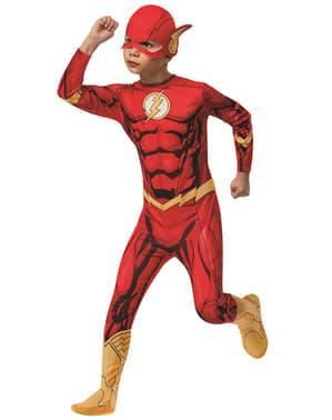 Flash kostume DC Comics til børn