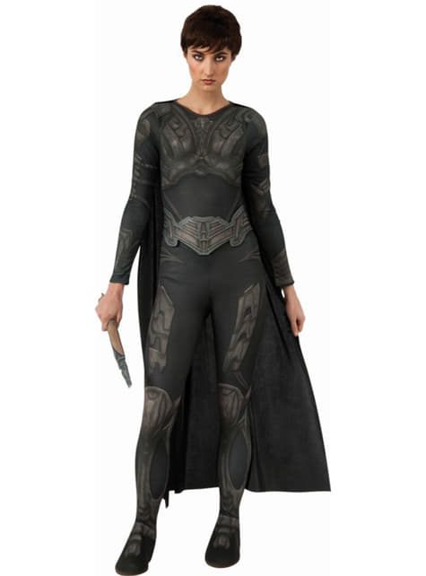 Faora Superman Man of Steel costume for a woman