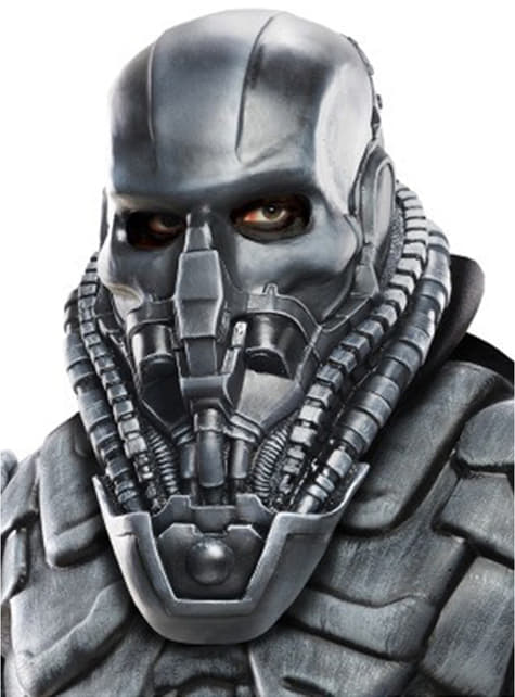 General Zod Superman the man of steel mask