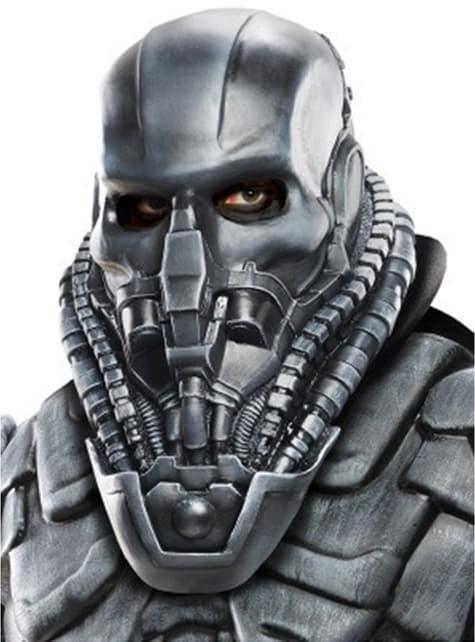 Máscara del General Zod Superman El Hombre de Acero