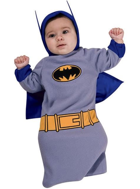 Batman the Brave and the Bold kostuum voor baby's