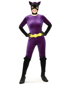 Catwoman Kostüm für Damen Gotham Girls