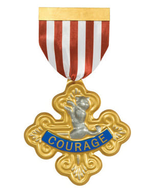 Medal of Valor The Wizard of Oz medaille