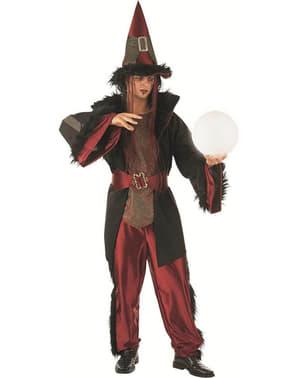 Kostým očarujúceho čarodejníka pre dospelých