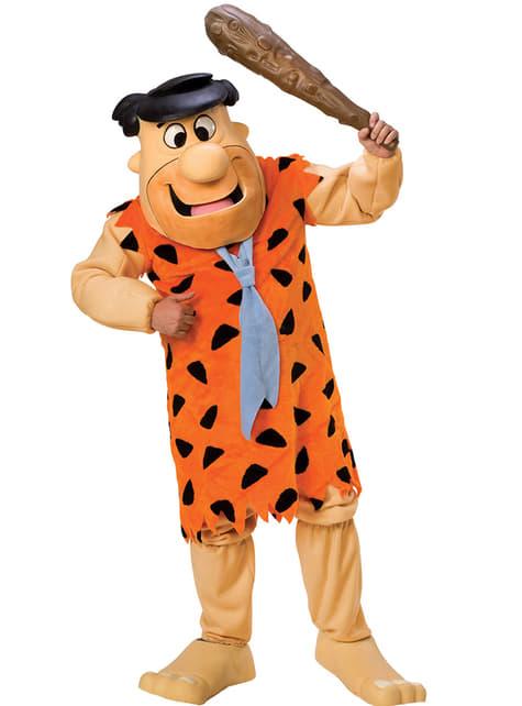 Strój Fred Flintstonowie supreme dla dorosłych